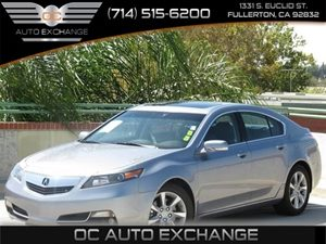 2012 Acura TL Auto Carfax 1-Owner Air Conditioning  Climate Control Air Conditioning  Multi-Zo