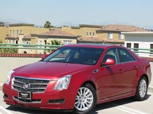 2011 Cadillac CTS Sedan Luxury Carfax Report Air Conditioning  Climate Control Audio  Premium