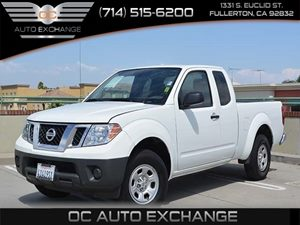 2014 Nissan Frontier S Carfax 1-Owner - No Accidents  Damage Reported to CARFAX Fuel Economy  1