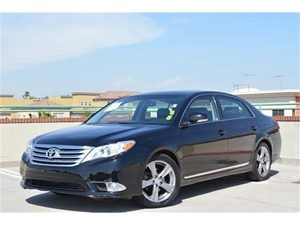 2011 Toyota Avalon  Carfax 1-Owner - No Accidents  Damage Reported to CARFAX Air Conditioning