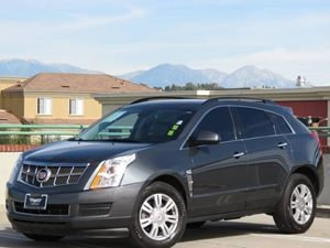 2011 Cadillac SRX Base Carfax Report Air Conditioning  Multi-Zone AC Audio  Cd Player Audio