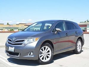 2013 Toyota Venza LE Carfax 1-Owner Air Conditioning  AC Air Conditioning  Climate Control C