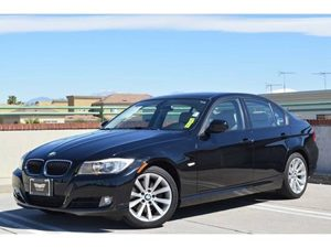 2011 BMW 3 Series 328i Carfax Report - No Accidents  Damage Reported to CARFAX Comfort Access Ke