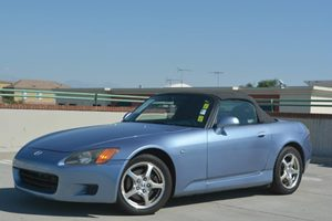 2003 Honda S2000  Carfax Report  Suzuka Blue Metallic         21335 Per Month - On Approved