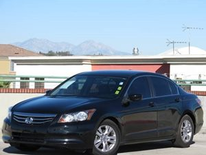 2012 Honda Accord Sdn SE Carfax 1-Owner  Crystal Black Pearl         18996 Per Month - On Ap