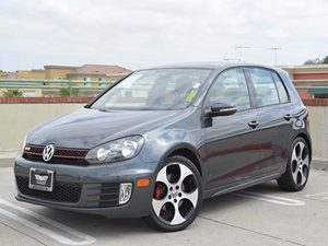 2011 Volkswagen GTI  Carfax 1-Owner Air Conditioning  AC Air Conditioning  Climate Control A