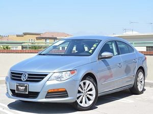 2012 Volkswagen CC Sport Carfax Report - No Accidents  Damage Reported to CARFAX Air Conditionin