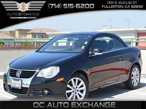 2008 Volkswagen Eos 20T Carfax Report - No Accidents  Damage Reported to CARFAX Air Conditionin