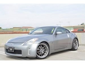 2003 Nissan 350Z Touring Carfax Report - No Accidents  Damage Reported to CARFAX  Silver