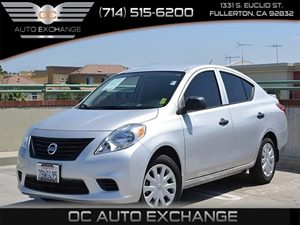 2014 Nissan Versa S Plus Carfax Report - No Accidents  Damage Reported to CARFAX Air Conditionin