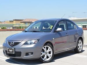2008 Mazda Mazda3 i Touring Value Carfax Report - No Accidents  Damage Reported to CARFAX  Gal