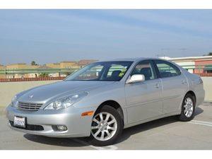 2002 Lexus ES 300  Carfax Report  Millennium Silver Metallic         12384 Per Month - On Ap