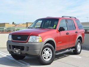 2002 Ford Explorer XLS Carfax Report - No Accidents  Damage Reported to CARFAX  Red