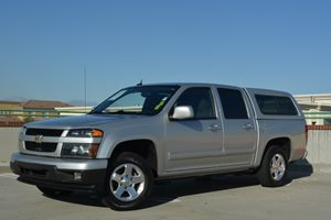2012 Chevrolet Colorado LT w1LT Carfax Report  Silver         25492 Per Month - On Approved