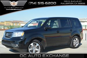 2013 Honda Pilot EX-L Carfax 1-Owner  Crystal Black Pearl         33228 Per Month - On Appro