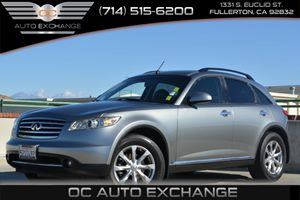2007 Infiniti FX35  Carfax Report - No Accidents  Damage Reported to CARFAX Air Conditioning  C