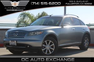 2007 Infiniti FX35 Fully Loaded Carfax Report - No Accidents  Damage Reported to CARFAX Air Cond