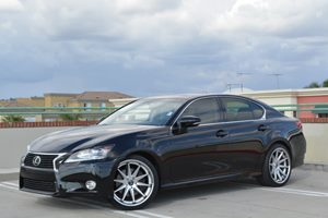 2013 Lexus GS 350  Carfax Report  Black         40812 Per Month - On Approved Credit
