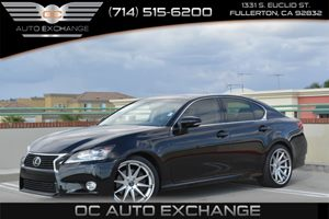 2013 Lexus GS 350 RWD Carfax Report  Black          32849 Per Month - On Approved Credit