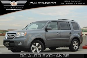 2010 Honda Pilot EX-L Carfax 1-Owner Air Conditioning  Climate Control Air Conditioning  Multi