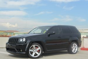 2007 Jeep Grand Cherokee SRT-8 Carfax Report - No Accidents  Damage Reported to CARFAX  Black