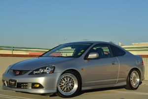 2005 Acura RSX Type-S Carfax Report Air Conditioning  AC Fuel Economy  23 Mpg City  31 Mpg H