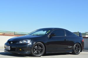 2006 Acura RSX Type-S Leather Carfax Report - No Accidents  Damage Reported to CARFAX Fuel Econo