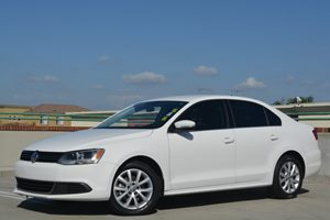 2013 Volkswagen Jetta Sedan SE wConvenience Carfax 1-Owner Air Conditioning  AC Convenience