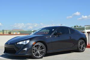 2013 Scion FR-S  Carfax Report 17 Aluminum Wheels Air Conditioning  AC Audio  Premium Soun
