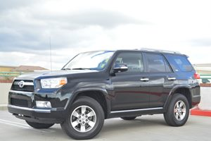 2013 Toyota 4Runner SR5 Carfax 1-Owner Air Conditioning  AC Air Conditioning  Rear AC Conve