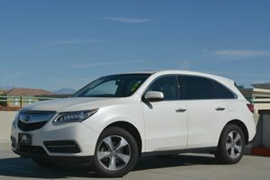2014 Acura MDX  Carfax Report Air Conditioning  Climate Control Air Conditioning  Multi-Zone A
