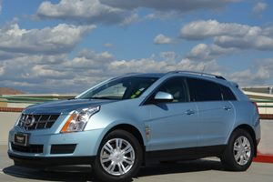 2011 Cadillac SRX Luxury Collection Carfax 1-Owner Air Conditioning  Multi-Zone AC Armrest Fr