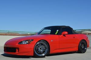 2007 Honda S2000  Carfax Report Fuel Economy  20 Mpg City  26 Mpg Highway New Formula Red