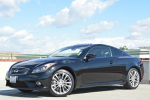 2013 Infiniti G37 Coupe Journey Carfax 1-Owner - No Accidents  Damage Reported to CARFAX Fuel Ec