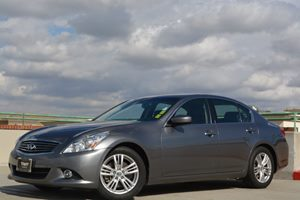 2012 Infiniti G37 Sedan Journey Carfax 1-Owner Air Conditioning  Climate Control Air Conditioni