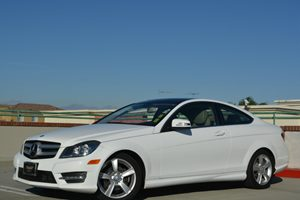 2013 MERCEDES C250 Coupe Carfax 1-Owner - No Accidents  Damage Reported to CARFAX Air Conditioni