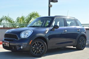 2013 MINI Cooper Countryman S Carfax 1-Owner - No Accidents  Damage Reported to CARFAX Air Condi