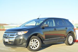2014 Ford Edge SE Carfax 1-Owner - No Accidents  Damage Reported to CARFAX Air Conditioning  A