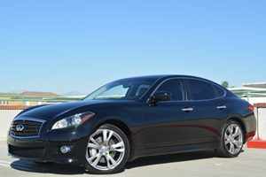 2012 Infiniti M37 S Carfax 1-Owner - No Accidents  Damage Reported to CARFAX Air Conditioning