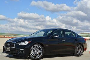 2014 Infiniti Q50 Sport Carfax 1-Owner Air Conditioning  Climate Control Air Conditioning  Mul