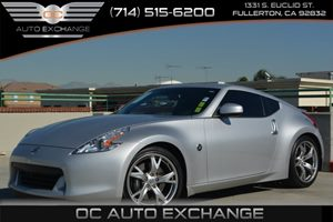 2012 Nissan 370Z Touring Carfax 1-Owner - No Accidents  Damage Reported to CARFAX Fuel Economy