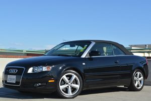 2007 Audi A4 32L Carfax Report - No Accidents  Damage Reported to CARFAX Air Conditioning  Cli