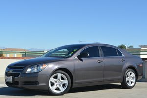 2011 Chevrolet Malibu LS w1FL Carfax Report - No Accidents  Damage Reported to CARFAX Fuel Econ