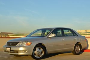 2003 Toyota Avalon XL Carfax 1-Owner - No Accidents  Damage Reported to CARFAX Air Conditioning
