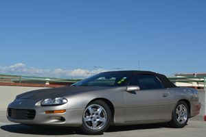 1999 Chevrolet Camaro  Carfax Report Fuel Economy  19 Mpg City  30 Mpg Highway Sebring Silver