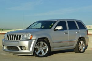 2007 Jeep Grand Cherokee SRT-8 Carfax Report Air Conditioning  AC Audio  Premium Sound System
