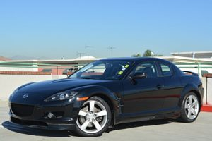 2006 Mazda RX-8  Carfax Report - No Accidents  Damage Reported to CARFAX Air Conditioning  AC