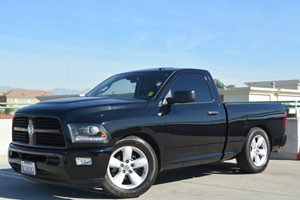 2013 Ram 1500 Express Carfax 1-Owner - No Accidents  Damage Reported to CARFAX Air Conditioning