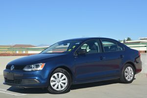 2014 Volkswagen Jetta Sedan S Carfax 1-Owner - No Accidents  Damage Reported to CARFAX Fuel Econ
