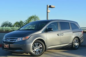 2012 Honda Odyssey EX-L Carfax 1-Owner - No Accidents  Damage Reported to CARFAX Air Conditionin